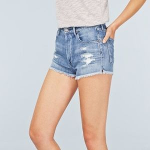 Citizens of Humanity Chloe Cut-Off Jean Shorts
